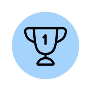 Trophy Line Icon